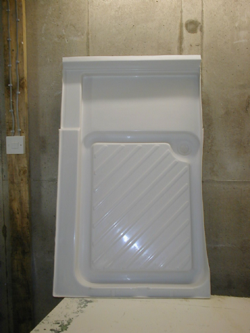 CPS-ABI-ACE-804 SHOWER TRAY